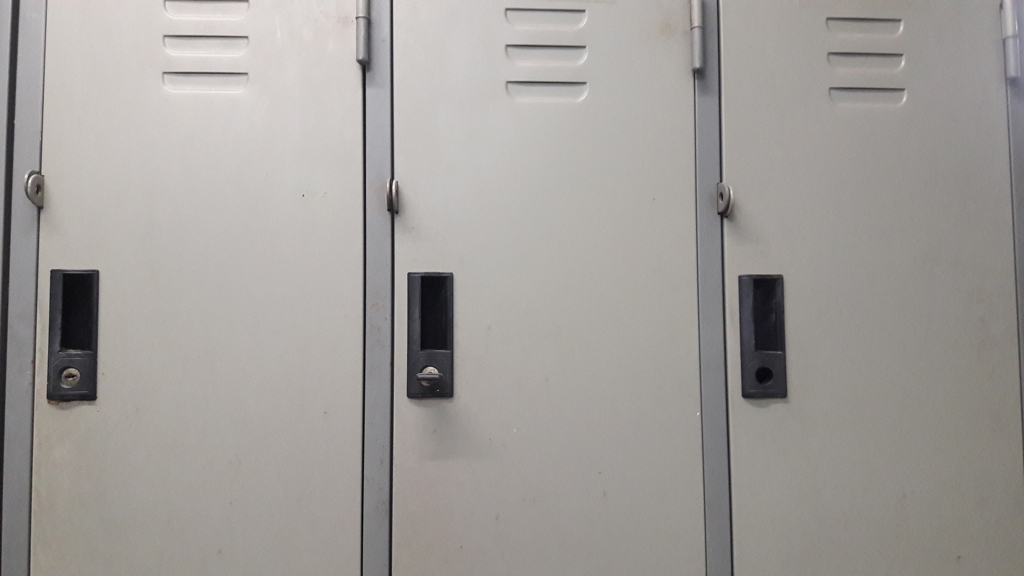 Lockers Still Available At the LSU